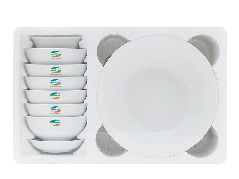 Bộ bàn ăn Viettel