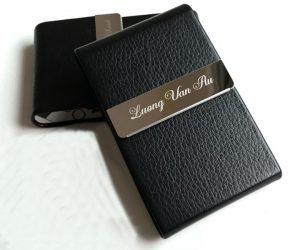 Quà tặng hộp name card