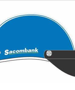 Mũ bảo hiểm in logo