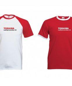 Áo đồng phục Toshiba
