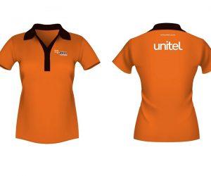Áo đồng phục Unitel