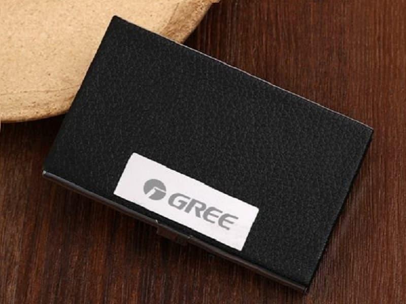 Hộp namecard Gree