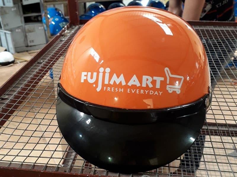 Mũ bảo hiểm Fujimart
