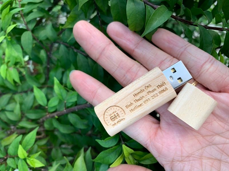 USB gỗ KH Honda