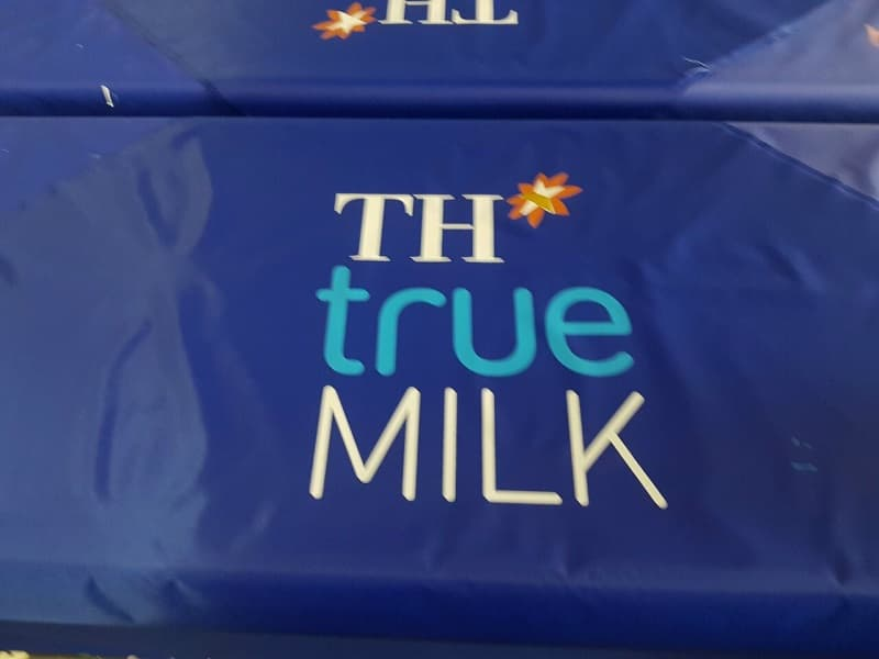 Áo mưa TH True Milk