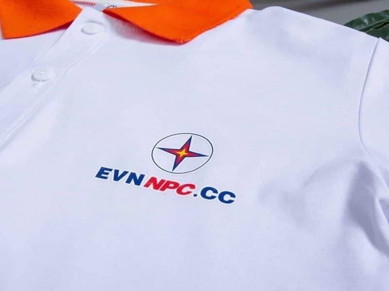 Áo đồng phục EVN NPC
