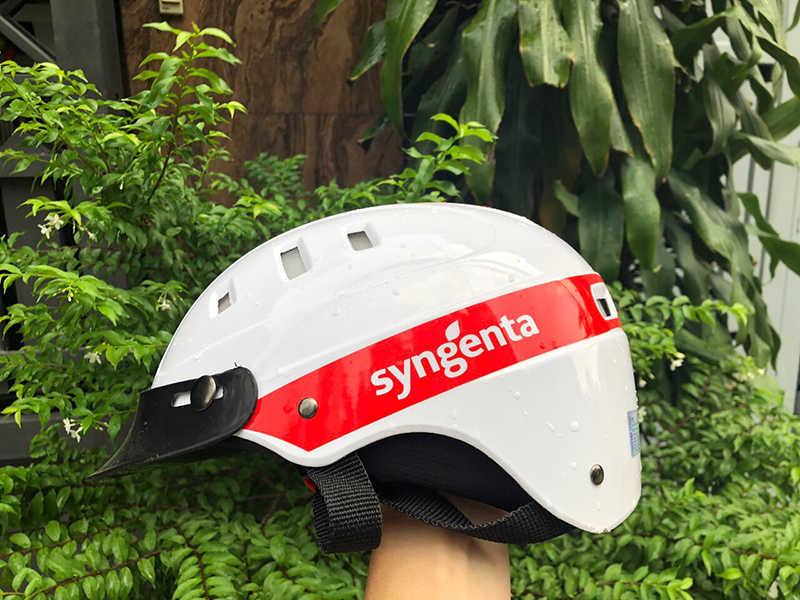 Mũ bảo hiểm Sygenta